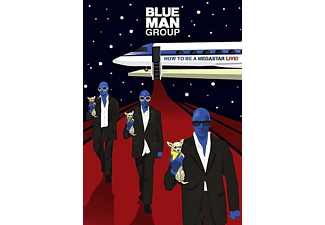 Blue Man Group - How To Be A Megastar - Live!  - (DVD + CD)