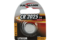 ANSMANN CR2025 Knopfzelle, Silber
