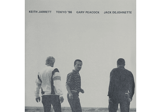 VARIOUS, Keith Trio Jarrett - Tokyo 1996  - (CD)
