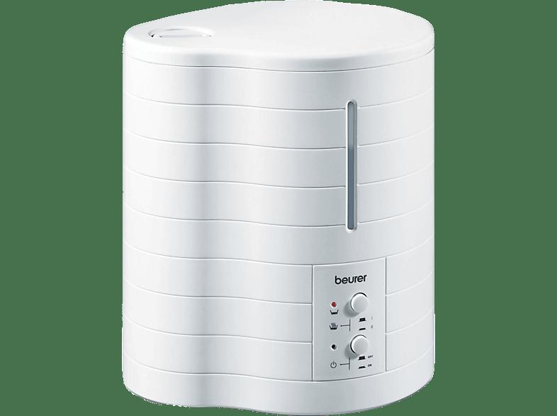 BEURER 681.10 LB 50 Luftbefeuchter Weiß (380 Watt, Raumgröße: 40 m²)