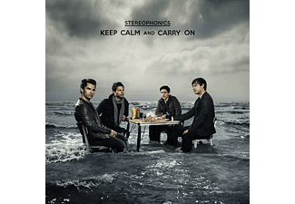 Stereophonics Keep Calm And Carry On CD