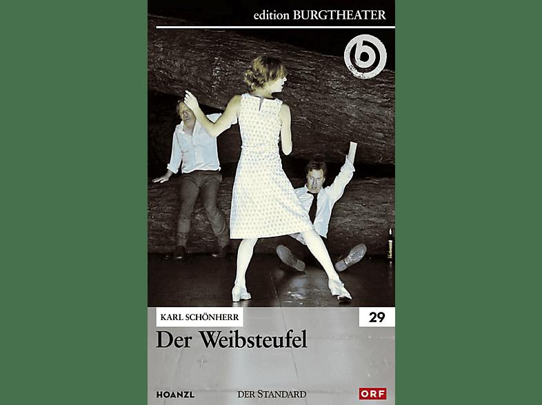 Der Weibsteufel / Edition Burgtheater 29) [DVD]