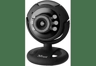 Webcam - Trust 16428 Webcam Pro Spotlight, 1.3 MP, Luces LED, Micrófono