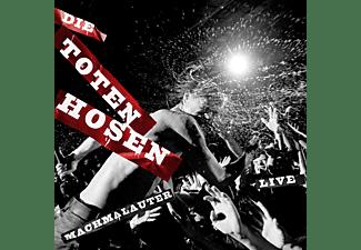Die Toten Hosen - Machmalauter-Die Toten Hosen Live!  - (CD)