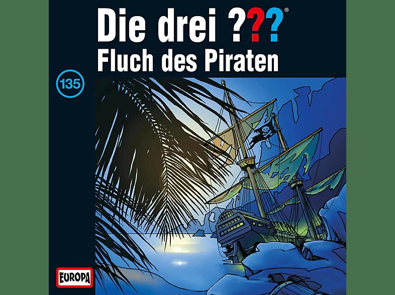 Die drei ??? 135: Der Fluch des Piraten - (CD)