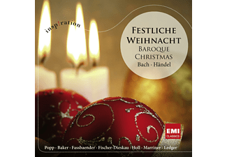 Südfunkchor, Radio-Sinfonieorchester Stuttgart, Choir Of Kings College Cambridge, Academy of St. Martin in the Fields - FESTLICHE WEIHNACHT  - (CD)