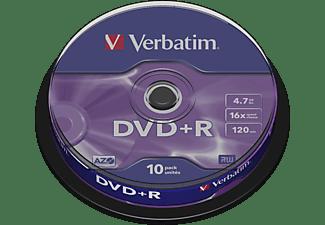 VERBATIM 43498 DVD+R 16X Rohling