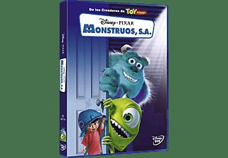 Monstruos S.A. - Dvd