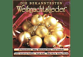 VARIOUS - Die Bekanntesten Weihnachtslieder  - (CD)