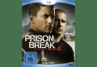 Prison Break - Staffel 4 Blu-ray