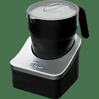 CLATRONIC MS 3326 Milchaufschäumer, Schwarz, 600 Watt