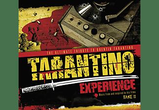 VARIOUS - Tarantino Experience Take 2 (Dig)  - (CD)