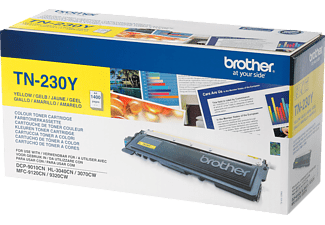 BROTHER TN-230Y - Toner (Jaune)