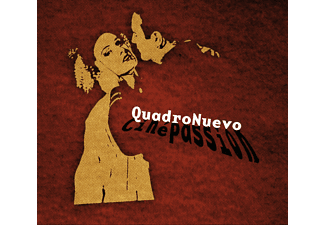 Quadro Nuevo - Cine Passion  - (CD)