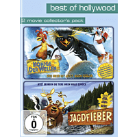 Jagdfieber / Könige der Wellen (Best Of Hollywood) [DVD]