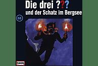 Die drei ??? 68: ...und der Schatz im Bergsee - (CD)
