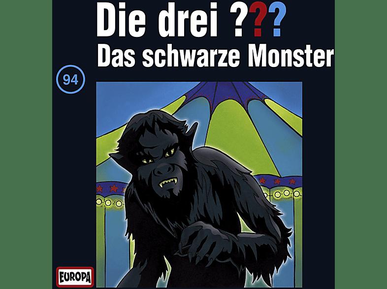 Die drei ??? 94: Das schwarze Monster - (CD)