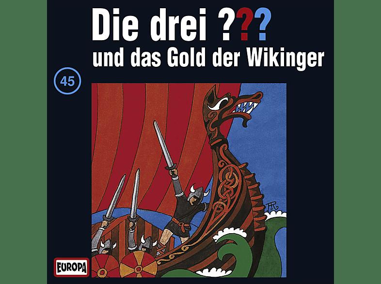 Die drei ??? 45: ...und das Gold der Wikinger - (CD)