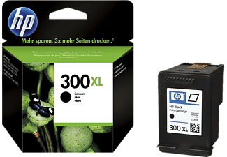 HP Tintenpatrone Nr. 300XL, schwarz (CC641EE)