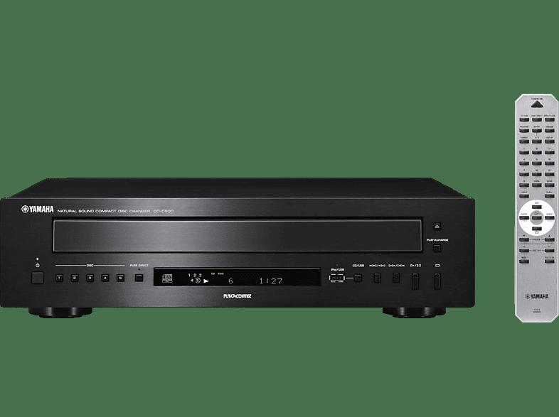 YAMAHA CD-C600 CD Spieler (Schwarz)