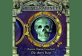 Gruselkabinett 34: Die obere Koje  - (CD)
