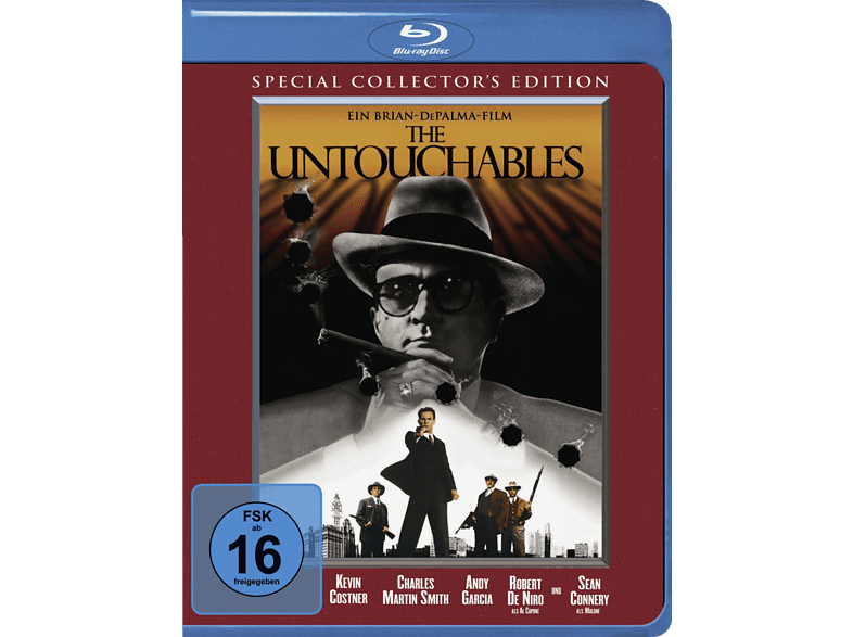 The Untouchables - Die Unbestechlichen (Special Edition) [Blu-ray]