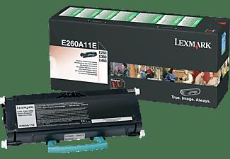 LEXMARK E260A11E Schwarz