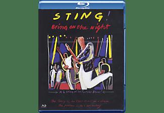 Sting - Bring On The Night (Blu-Ray Disc)  - (Blu-ray)