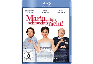 MARIA IHM SCHMECKTS NICHT Blu-ray