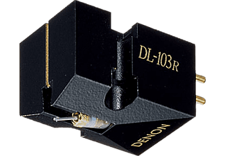 DENON DL 103 R Tonabnehmer, Schwarz