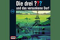 Die drei ??? 136: Das versunkene Dorf - (CD)