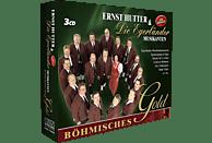 Ernst & Die Hutter, Ernst Hutter & Die Egerländer Musikanten - Böhmisches Gold [CD]