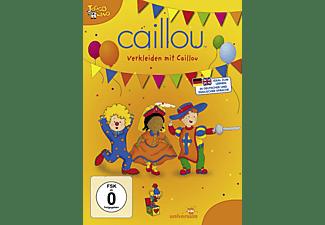 Verkleiden Mit Caillou [DVD]