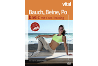 Bauch, Beine, Po basic mit Core-Training [DVD]