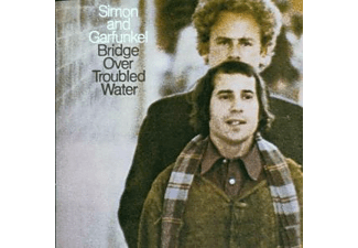 Simon+Garfunkel - BRIDGE OVER TROUBLED WATER [CD]