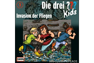 Die Drei ??? Kids 03: Invasion der Fliegen - (CD)