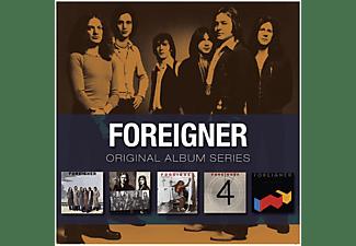 Foreigner - ORIGINAL ALBUM SERIES  - (CD)