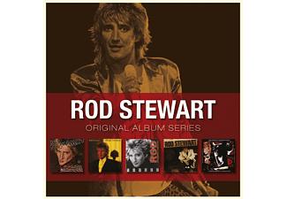 Rod Stewart - Rod Stewart - Original Album Series  - (CD)