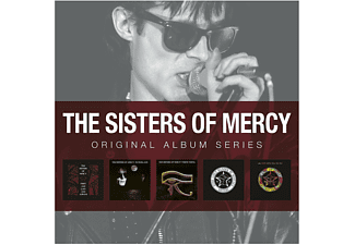 The Sisters Of Mercy - Original Album Series  - (CD)