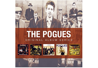 The Pogues - Original Album Series  - (CD)