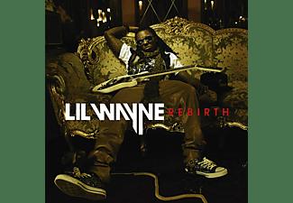 Lil Wayne - REBIRTH (EXPLICIT DELUXE VERSION)  - (CD)