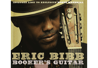 Eric Bibb - Booker'S Guitar  - (CD)