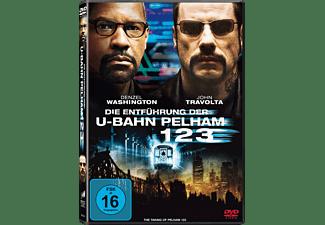 Die Entführung Der U-Bahn Pelham 123 DVD