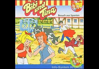 Bibi Und Tina - 51: BESUCH AUS SPANIEN [CD]