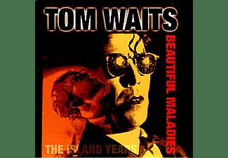 Tom Waits - BEAUTIFUL MALADIES 1983-1993 [CD]