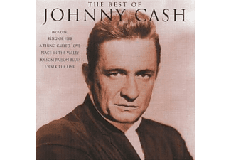 Johnny Cash - BEST OF  - (CD)