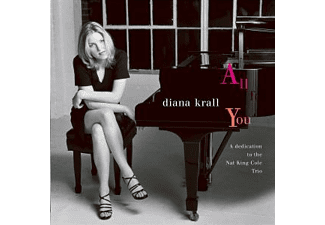 Diana Krall - ALL FOR YOU  - (CD)