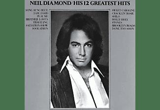Neil Diamond - HIS 12 GREATEST HITS [CD]