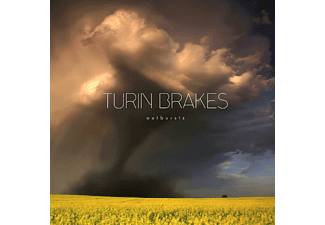 Turin Brakes - Outbursts  - (CD)
