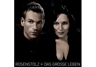 Rosenstolz - DAS GROSSE LEBEN (NEUE VERSION)  - (CD)